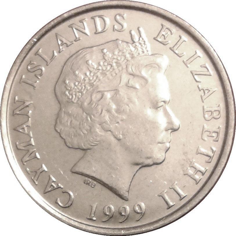 5 Cents Elizabeth Ii 4th Portrait