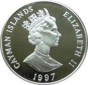 2 Dollars - Elizabeth II (Golden Wedding) – obverse