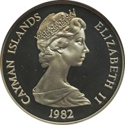 10 Dollars - Elizabeth II (International Year of the Child; Piedfort) – obverse