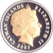 2 Dollars - Elizabeth II (Chelsea Flower Show) – obverse