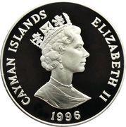 1 Dollar - Elizabeth II (Summer Olympics) – obverse