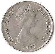25 Cents - Elizabeth II (2nd portrait) -  obverse