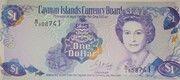 1 Dollar 1996 series – obverse
