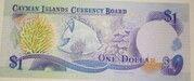 1 Dollar 1996 series – reverse