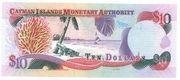 10 Dollars  2005 – reverse