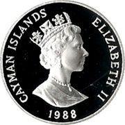 50 Cents - Elizabeth II (3rd portrait) – obverse