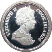 3 Pence - Elizabeth II (Maundy Money) – obverse