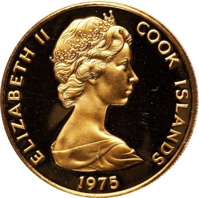 100 Dollars Elizabeth Ii Return