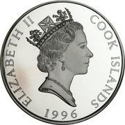 25 Dollars - Elizabeth II (Olympic National Park) -  obverse
