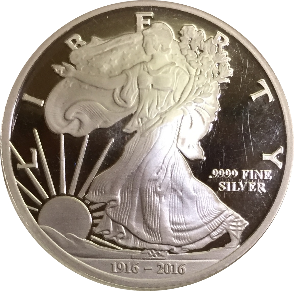 50 Cents Elizabeth Ii 100th Anniversary Of The Walking Liberty