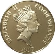 50 Dollars - Elizabeth II (4th Century) – obverse