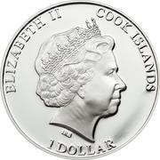 1 Dollar - Elizabeth II (Nefertiti) – obverse