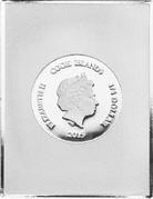 1⁄4 Dollar - Elizabeth II (Sistine Madonna) – obverse