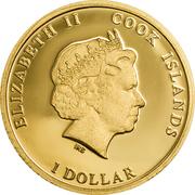 1 Dollar - Elizabeth II (Marilyn Monroe) – obverse