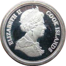 4 Pence - Elizabeth II (Maundy Money) – obverse