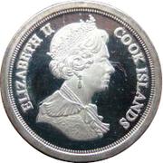 4 Pence - Elizabeth II (Maundy Money) – obverse