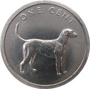 1 Cent - Elizabeth II (Pointer) -  reverse