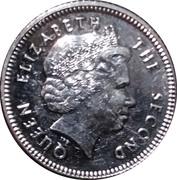 10 Pence - Elizabeth II (4th portrait - magnetic) – obverse