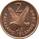 2 Pence - Elizabeth II (2nd portrait) – reverse