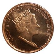 2 Pence - Elizabeth II (5th portrait) – obverse