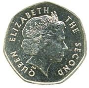 20 Pence - Elizabeth II (4th portrait) -  obverse