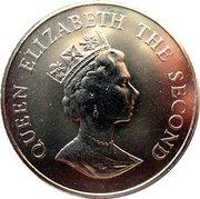 50 Pence - Elizabeth II (Children's Fund) – obverse