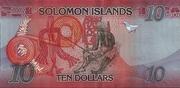 10 Dollars – reverse