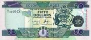 50 Dollars – obverse