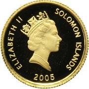 10 Dollars - Elizabeth II (John Lennon) – obverse