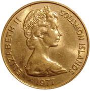 10 Cents - Elizabeth II (2nd portrait) – obverse