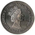 1 Crown - Elizabeth II (Royal Birthdays) – obverse