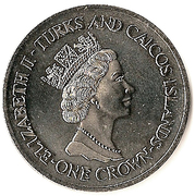 1 Crown - Elizabeth II (Royal Birthdays) – obverse