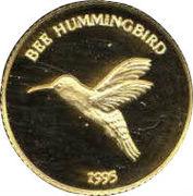 4 Crowns - Elizabeth II (Bee Hummingbird) – reverse