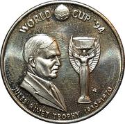 5 Crowns (Jules Rimet and trophy) – reverse
