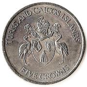 5 Crowns - Elizabeth II (Jubilee) – obverse