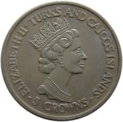 5 Crowns - Elizabeth II (World Cup winners - Italy) – obverse