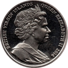 1 Dollar - Elizabeth II (Lawrence of Arabia) – obverse