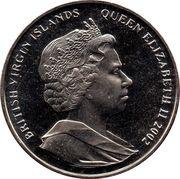 1 Dollar - Elizabeth II (Twin Towers) – obverse