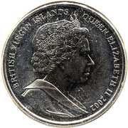 1 Dollar - Elizabeth II (Statue of Liberty) – obverse