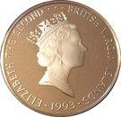 25 Dollars - Elizabeth II (Polar Bear) – obverse