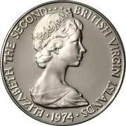 10 Cents - Elizabeth II (2nd portrait; Set Issue) -  obverse