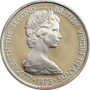 5 Cents - Elizabeth II (2nd portrait; Set Issue) – obverse