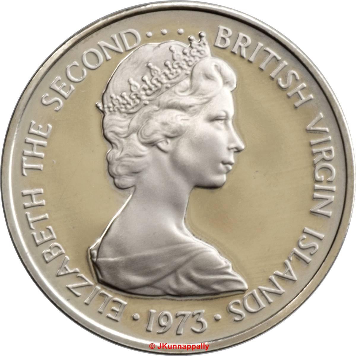 Canada 1981 Proof Gem UNC Five Cent Nickel!!
