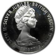 1 Dollar - Elizabeth II (Silver Jubilee) – obverse