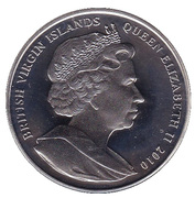 10 Dollars - Elizabeth II (Olympics - Fencing; coloured) -  obverse