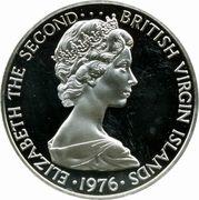 1 Dollar - Elizabeth II (2nd portrait; Set Issue) – obverse