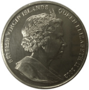 1 Dollar - Elizabeth II (Queen Mother and Prince Charles) – obverse
