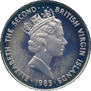 10 Cents - Elizabeth II (Great Barracuda) – obverse