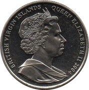 1 Dollar - Elizabeth II (Boy Victor) – obverse
