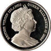 1 Dollar - Elizabeth II (Dolphin) – obverse